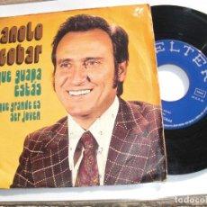 Discos de vinilo: DISCO SINGLE. Lote 295591323