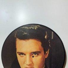 Discos de vinilo: ELVIS PRESLEY - HOT DOG - PICTURE DISC - NUEVO!!!. Lote 295593728