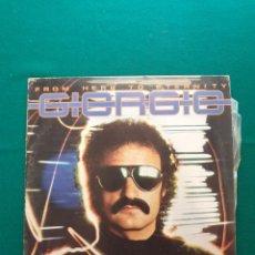 Discos de vinilo: GIORGIO. - FROM HERE TO ETERNITY . LP.. Lote 295613453