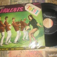 Discos de vinilo: THE VIOLENTS DARLING NELLY GREY (DISCOPHON 1962 ) OG ESPAÑA LEA DESCRIPCION. Lote 295615223