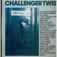 Discos de vinilo: CHALLENGER TWIST - CHALLENGER TWIST - MAXI SINGLE 1983 - ED. ESPAÑA. Lote 295617808