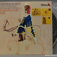 Discos de vinilo: LP. OBERTURAS DE SUPPE. SOLTI. Lote 295622468