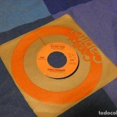 Discos de vinilo: BOXX129 DISCO 7 PULGADAS USA ESTADO DECENTE MERLE HAGGARD MY WOMAN KEEPS LOVIN' HER MAN / IT'S NOT... Lote 295624343