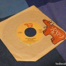 Discos de vinilo: BOXX129 DISCO 7 PULGADAS USA ESTADO DECENTE BEE GEES COUNTRY LANES / FANNY. Lote 295625098