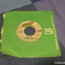 Discos de vinilo: BOXX129 DISCO 7 PULGADAS USA ESTADO DECENTE CARLY SIMON HIS FRIENDS ARA MORE THAN FOND OF ROBIN. Lote 295625413