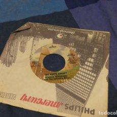 Discos de vinilo: BOXX129 DISCO 7 PULGADAS USA ESTADO DECENTE CLEDUS MAGGARD & THE CITIZEN BAND THE WHITE KNIGHT. Lote 295625573