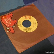 Discos de vinilo: BOXX129 DISCO 7 PULGADAS USA ESTADO DECENTE RICK DEES & HIS CAST F IDIOTS DISCO DUCK I & II. Lote 295626878