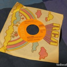 Discos de vinilo: BOXX129 DISCO 7 PULGADAS USA ESTADO DECENTE THE GUESS WHO MUSICIONE / STAR BABY. Lote 295628003