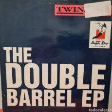 Discos de vinilo: MAXI - TWIN HYPE - THE DOUBLE BARREL EP - UK 1991. Lote 295629123