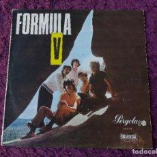 """Discos de vinilo: FORMULA V, VINYL LP 10"""", CLUB EDITION, SPECIAL EDITION 1969 SPAIN 30224. Lote 295629948"""