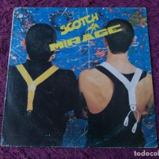 Discos de vinilo: SCOTCH – MIRAGE, VINYL MAXI-SINGLE 1986 GERMANY ZYX 5475. Lote 295632933