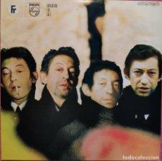 Discos de vinilo: LP SERGE GAINSBOURG - GAINSBOURG FOR SALE - REEISSUE (NM/NM). Lote 295638458