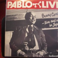 Discos de vinilo: BENNY CARTER- LIVE AND WELL IN JAPAN! LP. Lote 295648418