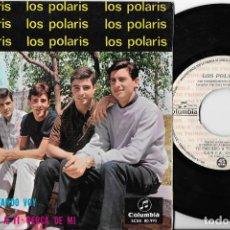 Discos de vinilo: LOS POLARIS EP TEXAS + 3 PROMOCIONAL 1965 EX. Lote 295648513