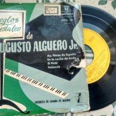 Discos de vinilo: E.P. ( VINILO) DE ORQUESTA DE CAMARA DE MADRID (ARREGLOS DE AUGUSTO ALGUERÓ JR.. Lote 295685268