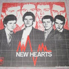 Discos de vinilo: NEW HEARTS - JUST ANOTHER TEENAGE ANTHEM - CBS 1977 - UK - PROMOCIONAL - EX!. Lote 295688543