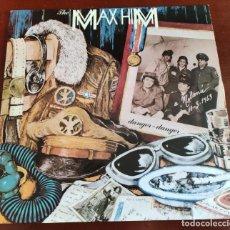 Discos de vinilo: MAX HIM - DANGER DANGER - LP - 1986. Lote 295691658
