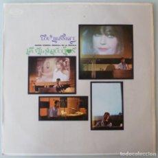 Discos de vinilo: B.S.O. LA VIL SEDUCCIÓN - LOU BENNETT (LP SONOPLAY 1968). Lote 295693658