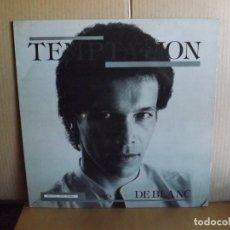 Discos de vinilo: DEBLANC --- TEMPTATION -- MAXI SINGLE. Lote 295697068