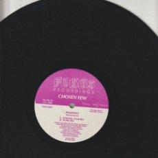 Discos de vinilo: CHOSEN FEW – POSITIVITY SELLO: FOKUS RECORDINGS – FK-005. Lote 295698353