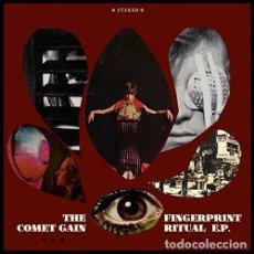 Discos de vinilo: MX THE COMET GAIN FINGERPRINT RITUAL EP VINILO. Lote 295698383