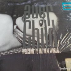 Discos de vinilo: MX. JANE CHILD - WELCOME TO THE REAL WORLD. Lote 295698913