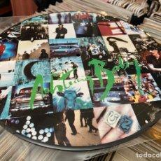 Discos de vinilo: U2 ATCHUNG BABY DISCO PICTURE LP VINILO. Lote 295700638