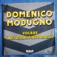 Discos de vinilo: VOLARÉ - DOMENICO MODUGNO. Lote 295700678
