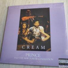 "Discos de vinilo: ALBUM LP DISCO 12"" MAXI SINGLE VINILO PRINCE CREAM NUEVO. Lote 295703433"