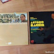 Discos de vinilo: ANTONIO MACHIN LOTE 2 LOS VER FOTOS. Lote 295704973