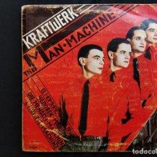 Discos de vinilo: KRAFTWERK - THE MAN MACHINE. Lote 295705088