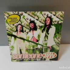 Discos de vinilo: DISCO VINILO MAXI. SWV FEATURING PUFF DADDY – SOMEONE. 45 RPM. Lote 295711738