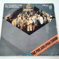 Discos de vinilo: VINILO SINGLE DE MFSB. EL SONIDO DE PHILADELPHIA. 1974.. Lote 295717378