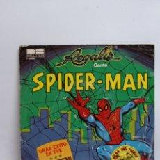 Discos de vinilo: REGALIZ, SPIDER-MAN (BELTER 1980). Lote 295722383