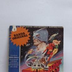 Discos de vinilo: NATURA, SUPER SONIC MAN. (RCA 1979). Lote 295723448
