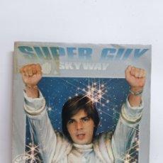 Discos de vinilo: SUPER GUY, SKYWAY (RCA 1979,PROMO). Lote 295723928