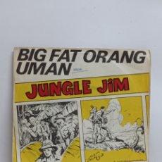 Discos de vinilo: JUNGLE JIM, BIG FAT URANGUMAN (PYE 1972). Lote 295724363