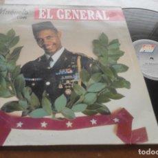 Discos de vinilo: EL GENERAL – MUÉVELO CON EL GENERAL-LP-ESPAÑA-1991-. Lote 295726808