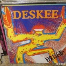 Discos de vinilo: CAJJ151 MAXI SINGLE HOUSE DISCOTECA DESKEE DANCE DANCE BUEN ESTADO GENERAL. Lote 295729453