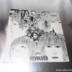 Discos de vinil: THE BEATLES REVOLVER VINILO MINT + / PORTADA EX. Lote 295729623