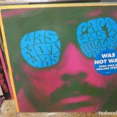 Discos de vinilo: CAJJ151 MAXI SINGLE AÑOS 80 DISCOTECA ESTADO DECENTE WAS NOT WAS PAPA WAS A ROLLING STONE. Lote 295729633