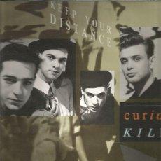 Discos de vinilo: CURIOSITY KILLED THE CAT KEEP YOUR. Lote 295731048