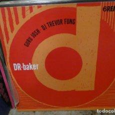 Discos de vinilo: CAJJ151 MAXI SINGLE HOUSE DISCOTECA GURU JOSH DJ TREVOR FUNG DR BAKER 6 REMIXES ESTADO CORRECTO. Lote 295731488