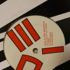 Discos de vinilo: CAJJ151 MAXI SINGLE THE CAPELLA MEGAMIX MEDIA RECORDS PRODUCTION ESTADO DECENTE. Lote 295731788