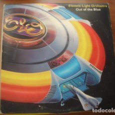 Discos de vinilo: ELECTRIC LIGHT ORCHESTRA OUT OF THE BLUE. Lote 295732228