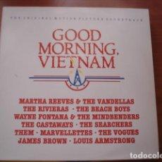 Discos de vinilo: GOOD MORNING, VIETNAM - THE ORIGINAL MOTION PICTURE SOUNDTRACK. Lote 295732848