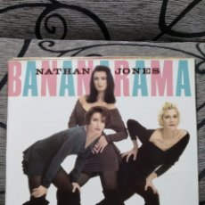 Discos de vinilo: BANANARAMA–NATHAN JONES. Lote 295735863
