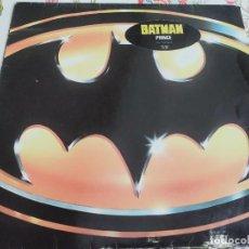 Discos de vinilo: PRINCE – BATMAN™ (MOTION PICTURE SOUNDTRACK) 1989. WARNER BROS. – 925 936-1-WX 281.BUENO VG+ / VG. Lote 295738838