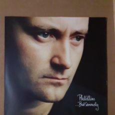 Discos de vinilo: PHIL COLLINS. ...BUT SERIOUSLY. 1989 EU. 256919-I. DISCO Y CARÁTULA VG++. INSERTO.. Lote 295745008