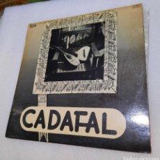 Discos de vinilo: CADAFAL FOLK VALENCIANO.. Lote 295745438